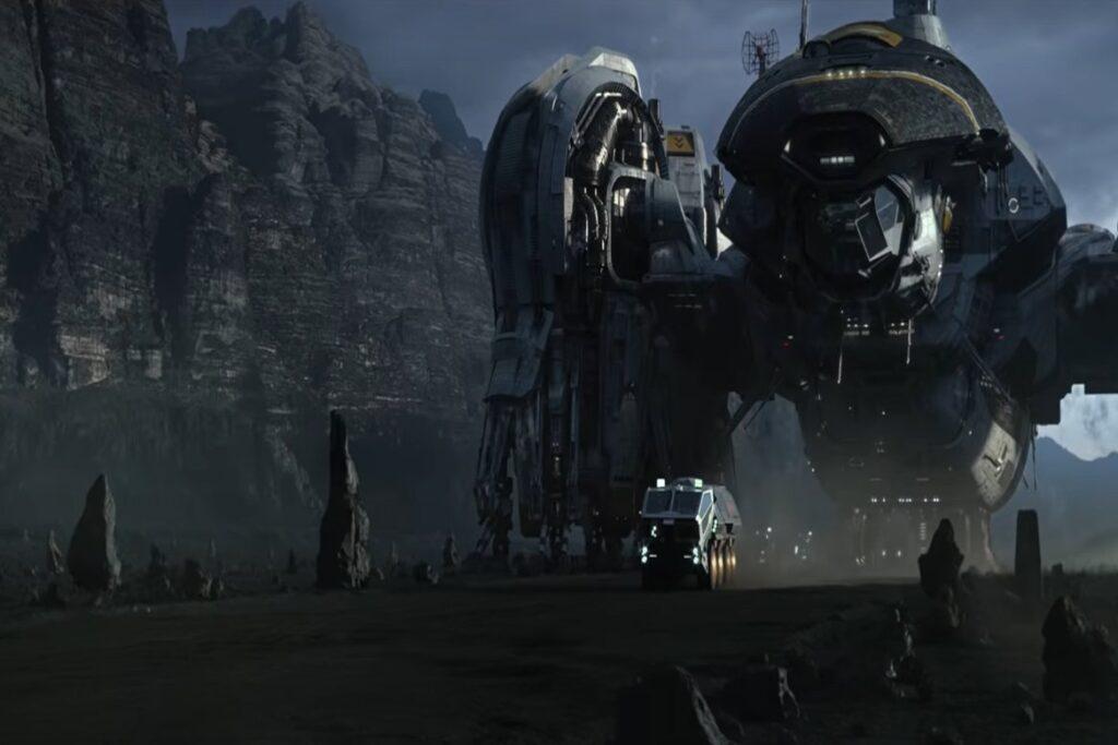 statek prometeusz
