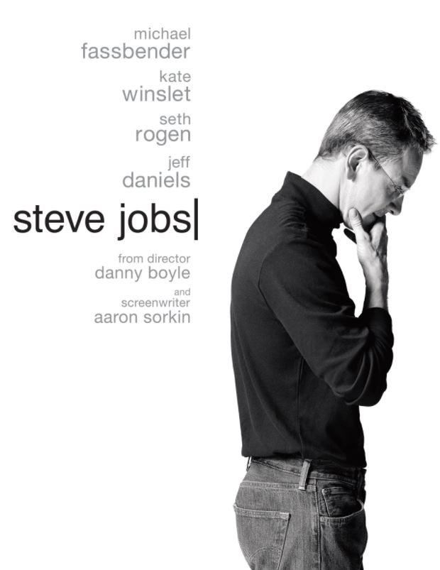Steve Jobs z 2015 (Aaron Sorkin)